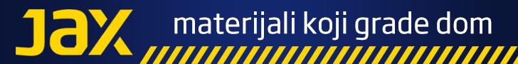 Jax materijali koji grade dom